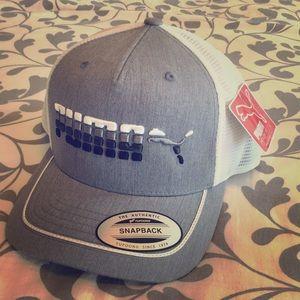 Puma Trucker Hat NWT